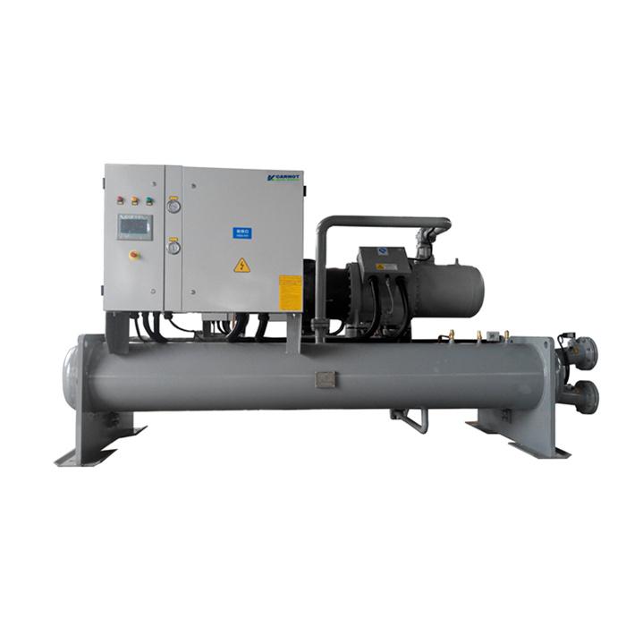 盐城低温螺杆式冷水机,盐城循环冷水机,电镀低温冷水机组