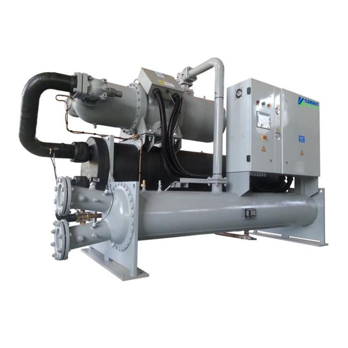 镇江低温工业冷水机,镇江激光冷水机,医药化工专用-螺杆冷水机组