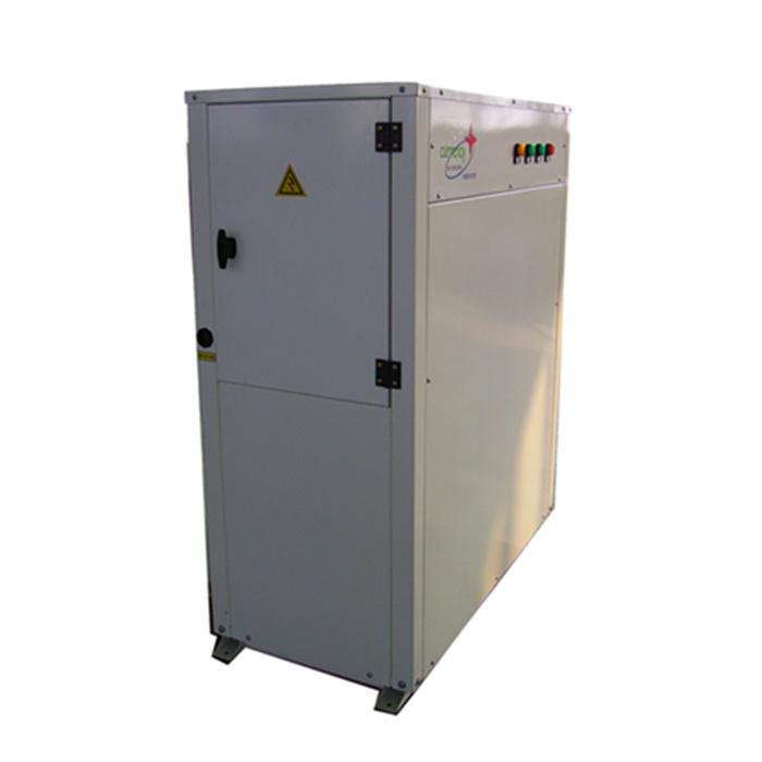 淄博螺杆式冷水机,涡旋式箱式热泵机组