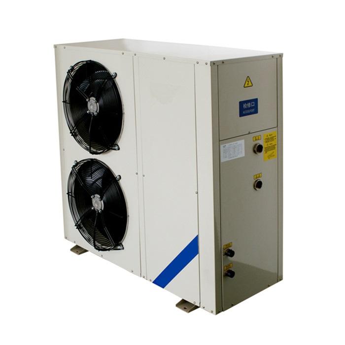 杭州工业用冷水机,成都冷冻设备,户用风冷冷热水机组