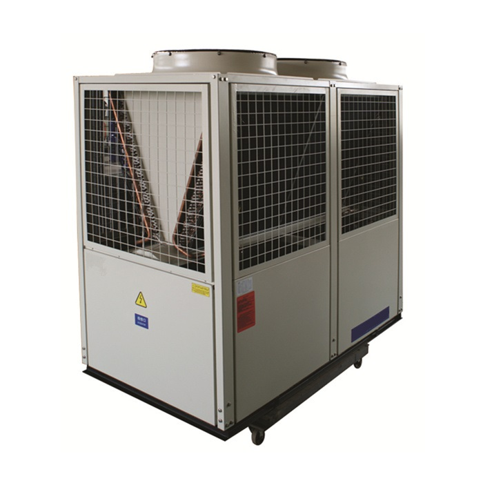 淄博螺杆式冷水机,风冷模块冷热水机组