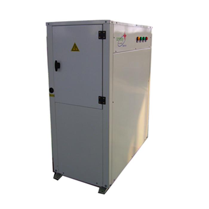 青岛螺杆冷水机,国内低温冷水机组品牌,涡旋式箱式热泵机组