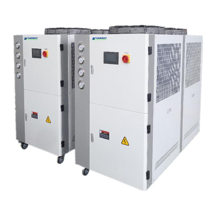 杭州工业用冷水机,成都冷冻设备,风冷箱式冷水机